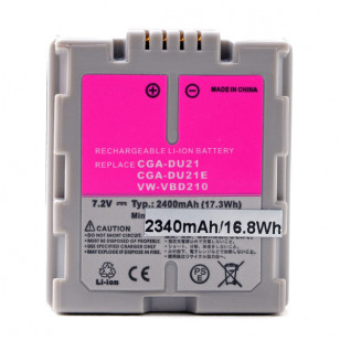Batteria videocamera 7.4V 2100mAh - VML9029