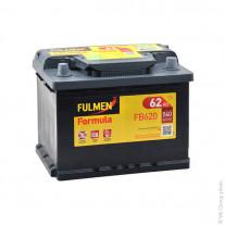 Batteria d'avviamento FB620 12V 62Ah 540A