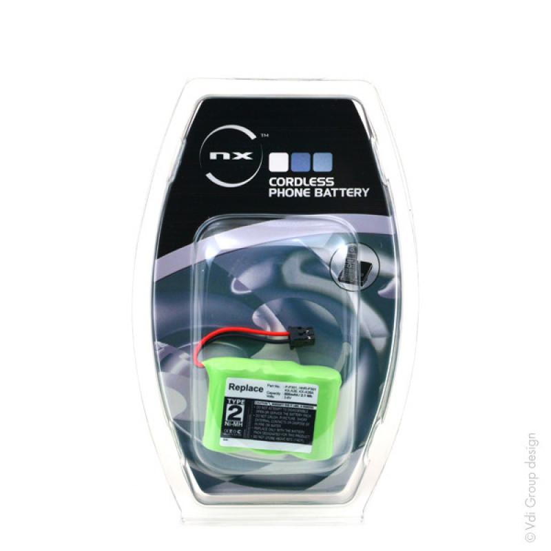 Batteria cordless 3.6V 600mAh Conn - TGH9029